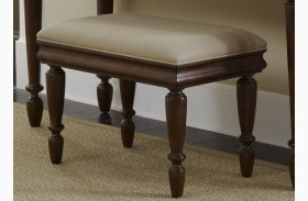 Rustic Traditions Rustic Cherry Vanity Bench