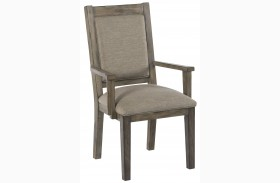 Foundry Upholstered Arm Chair Set of 2