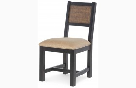 Fulton County Tawny Brown Desk Chair