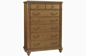 Bali Hai Tobago Drawer Chest