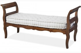 Dogwood Low Tide Bed End Bench