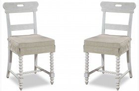 Dogwood Blossom Kitchen Chair Set of 2