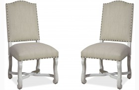 Dogwood Blossom Friends Chair Set of 2