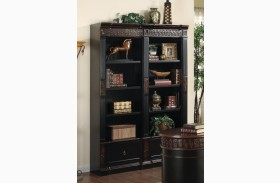 Nicolas Home Office Double Bookcase - 800922