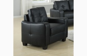 Jasmine Black Chair - 502723