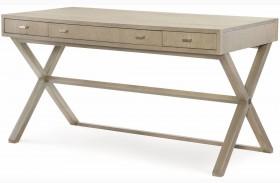 High Line Greige Desk/Sofa Table