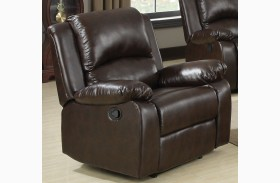 Boston Brown Recliner