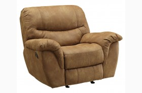 Hancox Light Brown Recliner