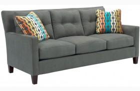 Jevin Affinity Microfiber Sofa