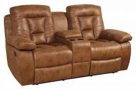 Evensky Saddle Power Reclining Loveseat