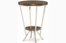 Soho Ash Round End Table