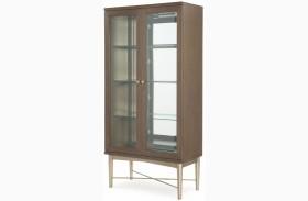 Soho Ash Display Cabinet