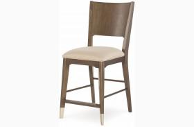 Soho Ash Pub Chair Set of 2