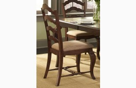 Woodland Creek Ladder Back Side Chair