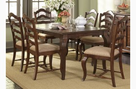Woodland Creek Rectangular Leg Table