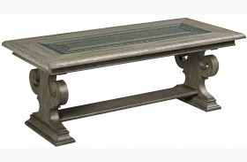 Greyson Greely Rectangular Cocktail Table