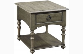 Greyson Winslow Drawer End Table