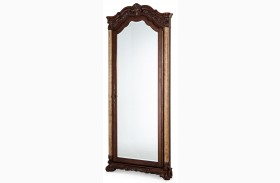 Victoria Palace Accent Wall Mirror With Storage