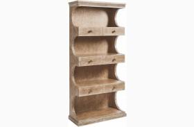 Juniper Dell English Clay Bookcase