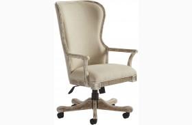 Juniper Dell English Clay Desk Chair