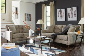 Farna Brown 3 Piece Occasional Table Set