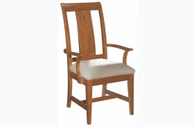 Cherry Park Arm Chair Set of 2