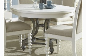 Harbor View II Extendable Round Dining Table
