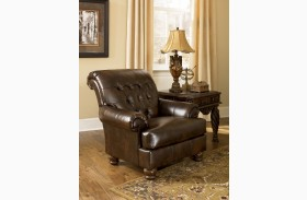Fresco DuraBlend Antique Accent Chair