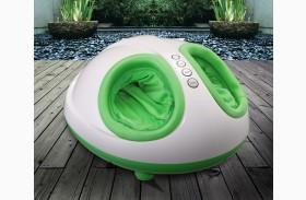 Green Foot Massager