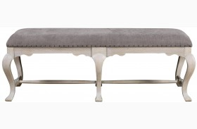 Elan Elm Bed End Bench