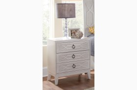 Grand Haven Lace Nightstand