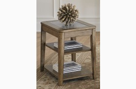 Weatherford Chair Side Table
