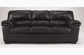 Commando Black Sofa