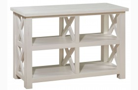 Madaket Reclaimed Pine Sofa/Media Table