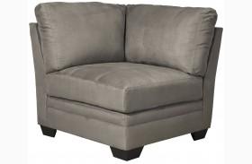 Iago Cobblestone LAF/RAF Corner Chair