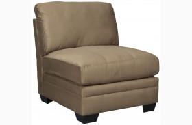 Iago Brown Armless Chair
