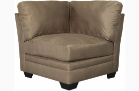 Iago Brown LAF/RAF Corner Chair