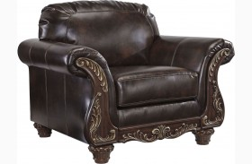 Vanceton Brown Chair
