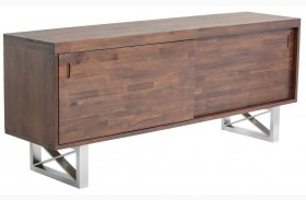 Catalan Wood Sideboard