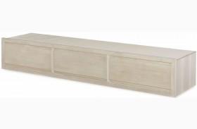 Indio by Wendy Bellissimo White Sand Underbed Storage Drawer