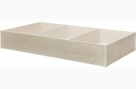 Indio by Wendy Bellissimo White Sand Trundle/Storage Drawer
