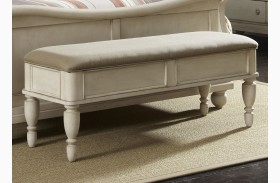 Rustic Traditions II Bed Bench