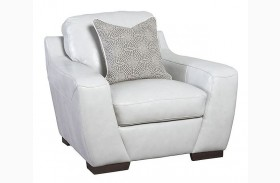 Alpha White Chair