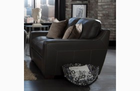 Alpha Slate Loveseat