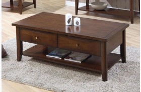 Walnut Coffee Table 700958