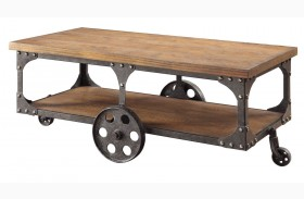 Norland Rustic Coffee Table