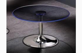 LED Chrome Coffee Table 701498