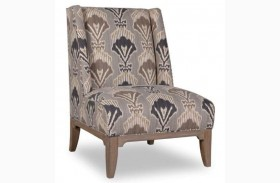 Marni Driftwood Slipper Chair
