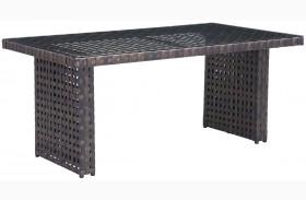 Pinery Brown Rectangular Dining Table