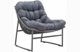 Ingonish Beach Gray Chair